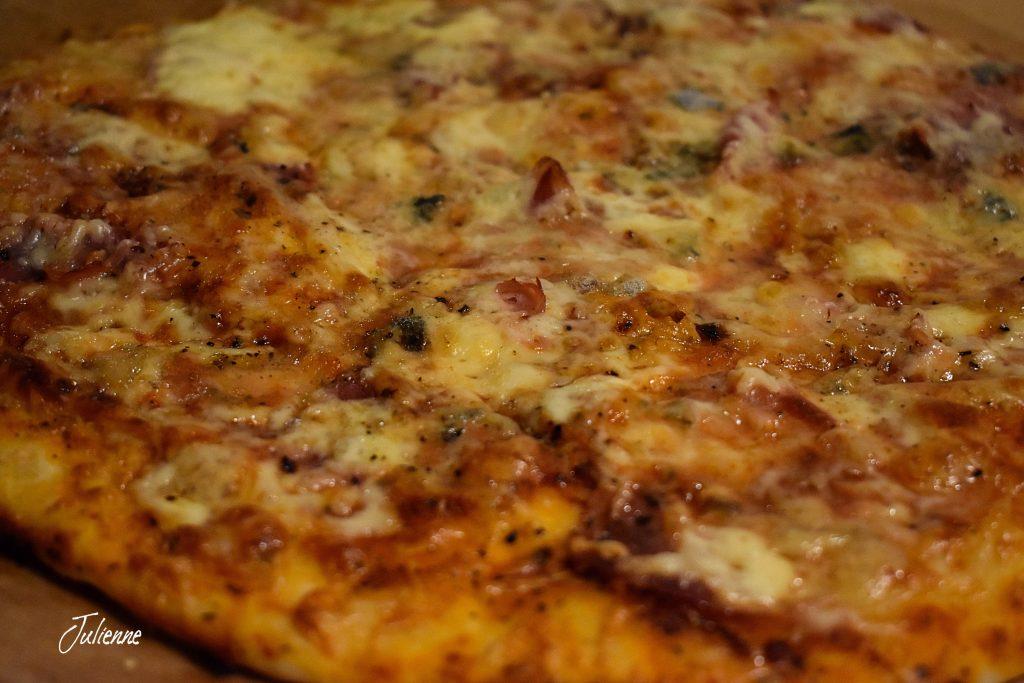 reteta pizza de casa in tava